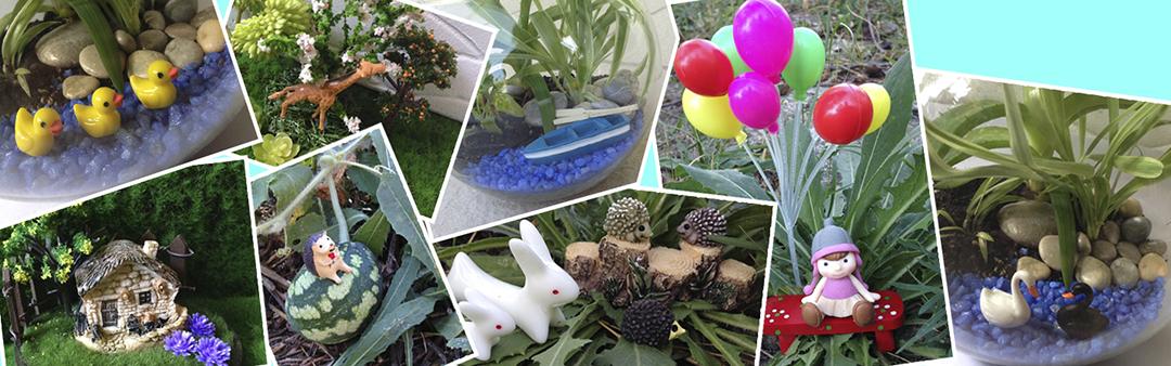 Для флорариумов и творческих идей